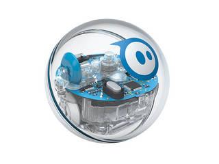 ・STEM教育 Sphero Inc 色や動きをプログラミングで制御できるボール状のロボット SPRK+ ・プログラミング
