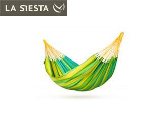 LA SIESTA/ラ シエスタ SingleHammock SONRISA/シングルハンモック ソンリッサ 1人用 (ライム)