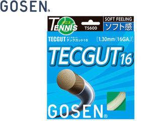 【限定製作】 GOSEN 20P/ゴーセン TS600W20P テックガット16 20P, ドレスショップOFTHERIP:1e7f5b2f --- clftranspo.dominiotemporario.com