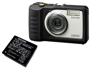 RICOH 防水・防塵・業務用デジタルカメラ G800