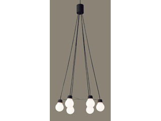 Panasonic/パナソニック LGB19629BCE1 吊下型 LED(温白色)ペンダント ブラック【~6畳】