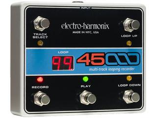 【nightsale】 【納期にお時間がかかります】 electro harmonix/エレクトロハーモニクス 45000 Foot Controller 45000用コントローラー エフェクター 【国内正規品】