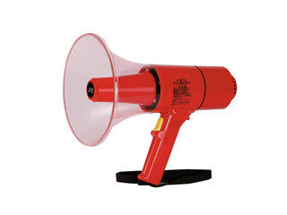 JVCケンウッド 拡声器 メガホン (15W サイレン付) PE-M315S 【防塵・防水対応・サイレン付】 【KAKUSEI】