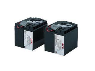 シュナイダーエレクトリック(APC) SUA24XLBP 交換用バッテリキット RBC11 ※初期不良、修理問合わせは直接メーカーまでお願い致します(電話番号:0570-056-800)