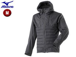 mizuno/ミズノ A2ME8545-09 ブレスサーモ テックフィル ハイブリッドジャケット 【M】 (ブラック)