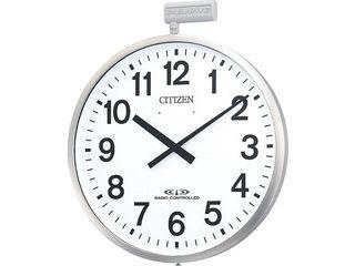 CITIZEN/シチズン 4MY611-N19 【ポールウェーブSF】 屋外用電波掛時計(ポール時計) 【RPS160324】