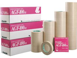 chukoh/中興化成工業 フッ素樹脂(テフロンPTFE製)粘着テープ AGF100FR 0.18t×100w×10m AGF100FR-18X100