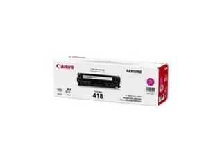 CANON/キヤノン トナーカートリッジ418 マゼンタ 2660B004 CRG-418MAG