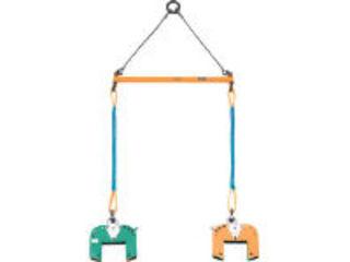 SUPERTOOL/スーパーツール 木質梁専用吊クランプ天秤セット BLC200S