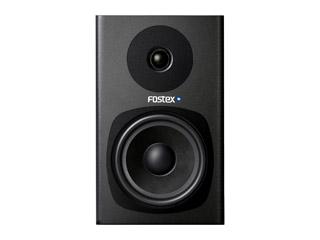お買い得な2台(ペア)セットもあります! FOSTEX/フォステクス PM0.5d(B) 【ブラック】 パーソナル・アクティブスピーカー・システム (1本)