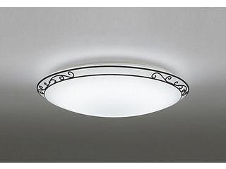 ODELIC/オーデリック OL251179BC LEDシーリングライト 黒色モール ゴム飾付【~10畳】【Bluetooth 調光・調色】※リモコン別売
