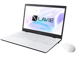 NEC マウス・Office付き14型ノートPC LAVIE Smart HM Core i7モデル PC-SN186RAAG-F パールホワイト 単品購入のみ可(取引先倉庫からの出荷のため) クレジットカード決済 代金引換決済のみ