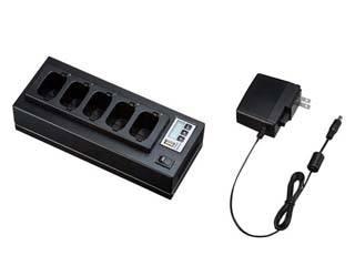 サンワサプライ ワイヤレスガイド用充電器(5台用) MM-WGS2-CL5