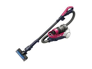 世界最軽量、強力パワーが続く、コードレスキャニスターサイクロン掃除機。 SHARP/シャープ EC-AS510-P コードレスキャニスターサイクロン掃除機 RACTIVE Air(ピンク系)