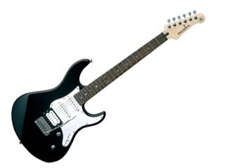 YAMAHA/ヤマハ PACIFICA112V 【ブラック(BL)】(PAC112VBL) エレキギター 【Pacificaシリーズ】 【ソフトケースサービス!】