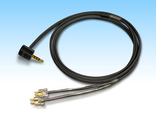 SAEC/サエクコマース SHC-B120FF イヤホン交換用ケーブル 1.2m Fitear用