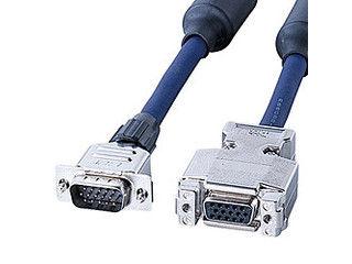 サンワサプライ ディスプレイ延長複合同軸ケーブル 7m KB-CHD157FN
