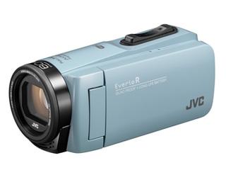 JVC/Victor/ビクター GZ-RX680-A(サックスブルー) ハイビジョンメモリームービー 【ビデオカメラ】