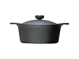 柳宗理 南部鉄深型鍋(22cm)  121511030058N