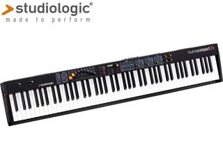 Studiologic/スタジオロジック Numa Compact 2x スピーカー内蔵ステージ・ピアノ 88鍵盤 【沖縄・九州地方・北海道・その他の離島は配送できません】 【配送時間指定不可】