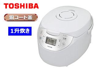 【nightsale】 TOSHIBA/東芝 RC-18MFH(W) マイコンジャー炊飯器 【1升炊き】(ホワイト)