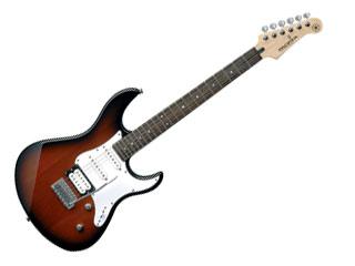YAMAHA/ヤマハ PACIFICA112V 【オールドバイオリンサンバースト(OVS)】(PAC112VOVSL) エレキギター 【ソフトケースサービス!】 【Pacificaシリーズ】