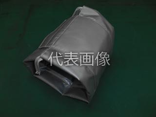 Matex/ジャパンマテックス 【MacThermoCover】フランジ 断熱ジャケット(ガラスニードルマット 20t) 屋外向け 10K-65A