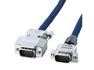 サンワサプライ CRT複合同軸ケーブル 7m KB-CHD157N
