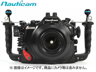 【Nauticam/ノーティカム】 Fisheye/フィッシュアイ 10301 ノーティカムD500 S4FG 一眼レフ用カメラハウジング【Nauticam】