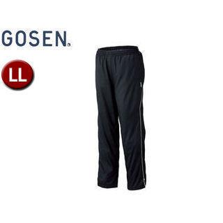 GOSEN/ゴーセン UY1408 ウィンドウォーマーパンツ 【LL】 (ブラック)