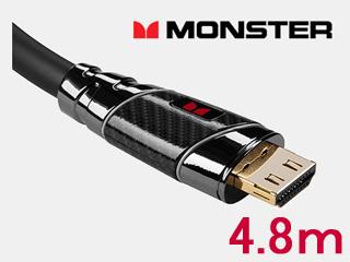 MONSTER CABLE/モンスターケーブル MC BPL UHD-16FT 4.8m Ultra HD(4K/60p)/3D/ARC対応HDMIケーブル