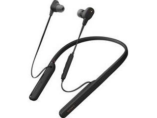SONY ソニー WI-1000XM2-B(ブラック) ワイヤレスノイズキャンセリングステレオヘッドセット