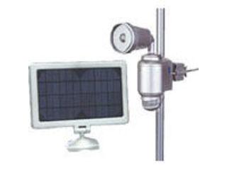 NICHIDO/日動工業 ソーラーLEDスポットライト SLS-1W-SO
