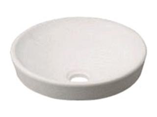 KAKUDAI/カクダイ 493-012-W 丸型手洗器 月白