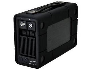 ELECOM エレコム 外付けHDD/2Bay/RAID/8TB ELD-2B080UBK