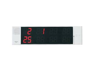 Panasonic/パナソニック 【代引不可】サービスコール副表示器(可変表示タイプ) ECE3107