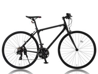 CANOVER/カノーバー CAC-021 VENUS(ビーナス) 470mm クロスバイク 【700c】 (ブラック) メーカー直送品のため【単品購入のみ】【クレジット決済のみ】 【北海道・沖縄・離島不可】【日時指定不可】商品になります。