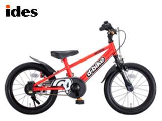 【nightsale】 ides/アイデス ディーバイクマスター18 キッズ自転車 【18インチ】 (レッド) メーカー直送品のため【単品購入のみ】【クレジット決済のみ】 【北海道・沖縄・離島不可】【日時指定不可】商品になります。