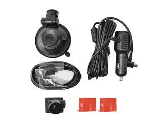 THANKO サンコー 暗闇でも車内がハッキリ映る!超高感度車内カメラ搭載前後撮影ドライブレコーダー SDLSNVDR