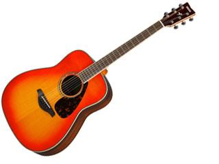 YAMAHA/ヤマハ FG-830 AB(オータムバースト) アコースティックギター 【SFG830AB】 【YMHAG】【YMHFG】【ソフトケース付き】[【RPS160415】