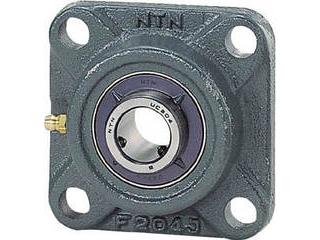 NTN G ベアリングユニット(円筒穴形、止めねじ式)軸径55mm全長185mm全高185mm UCF311D1