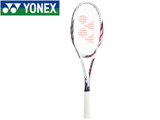 YONEX/ヨネックス GSR7-114 ソフトテニスラケット GSR7 フレームのみ 【UL0】 (ホワイト×レッド)