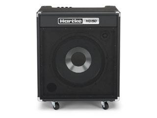 Hartke/ハートキー HD150 コンボベースアンプ 1x 15 BASS COMBO /150W 【国内正規品】 【RPS160327】