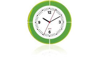 guzzini/フラテッリグッチーニ ウォールクロック/2895.0044グリーン