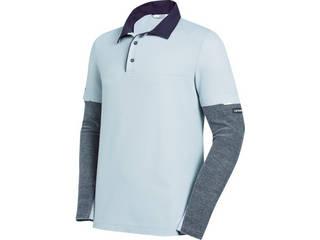 uvex/ウベックス ポロシャツ クリマゾーン XLサイズ 8988112