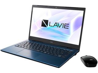 NEC マウス・Office付き14型ノートPC LAVIE Smart HM Core i7モデル PC-SN186TAAG-F ネイビーブルー 単品購入のみ可(取引先倉庫からの出荷のため) クレジットカード決済 代金引換決済のみ