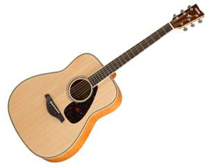 YAMAHA/ヤマハ FG-840 ナチュラル(NT) アコースティックギター 【SFG840】 【YMHAG】【YMHFG】【ソフトケース付き】[【RPS160415】