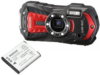 RICOH/リコー 防水・防塵・耐衝撃デジタルカメラ RICOH WG-60