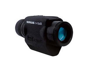 SIRIUS SIRIUS ズーム防振スコープ「シリウス6-12×25」 AIS-1-6-12x25