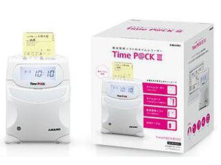 AMANO/アマノ 【スタンダードモデル】TimeP@CKIII 100 TPAC-70TC 【timepack3】